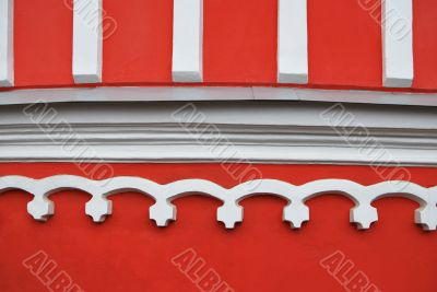Decoration of Round Church Basement
