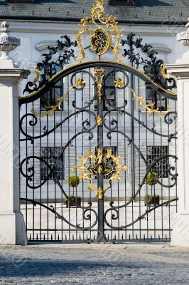 Skill in wrought-iron work