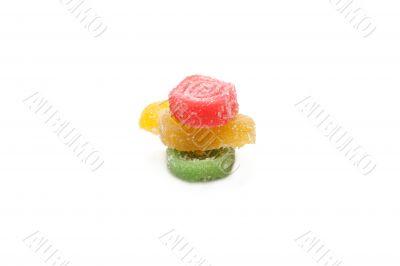 Colour fruit jellies 4