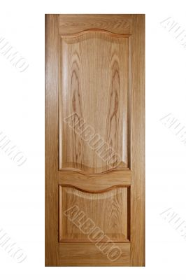 Handmade luxury door.