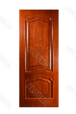 Handmade luxury door.