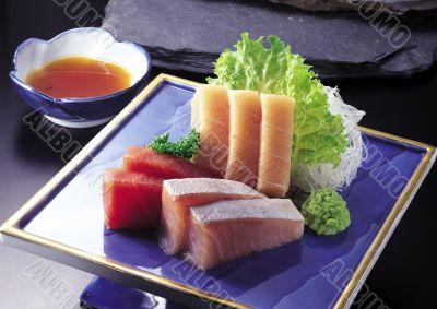 fish gourmet land meal