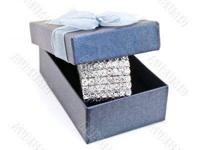 bracelet in box
