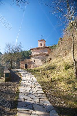 way to suso monastery