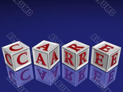 3d care blockes