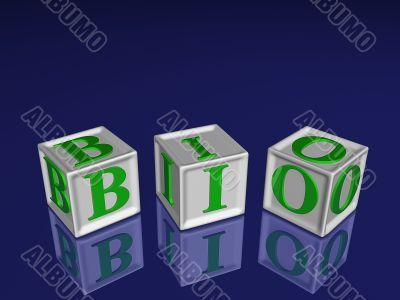 BIO 3d blockes