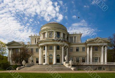 palace on Elagin island