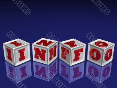 INFO 3d blockes