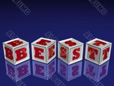 BEST 3d blockes