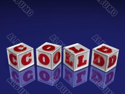 COLD 3d blockes
