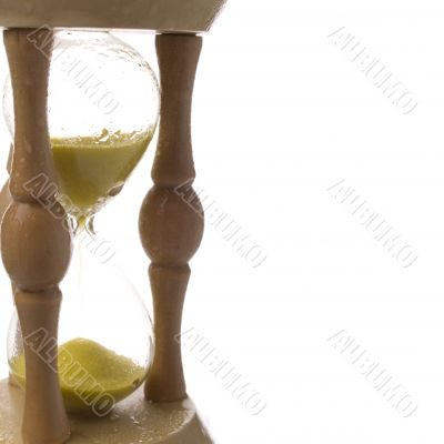 wet sand clock