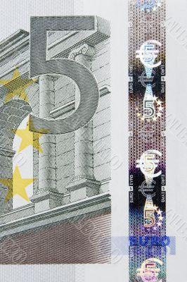 5 Euro Note Macro