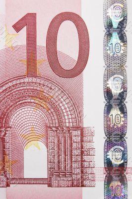 10 Euro Note Macro