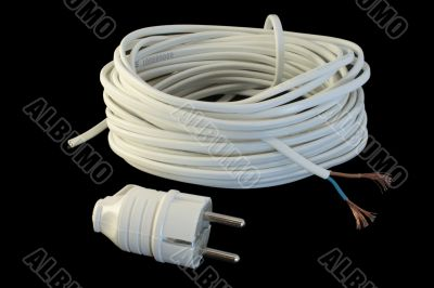 Electric Cable And Plug