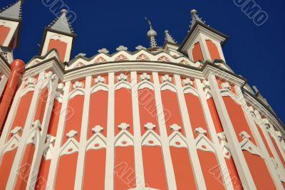 Church Wall Decoration