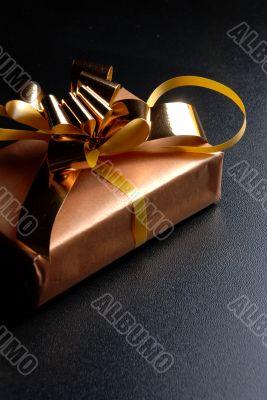 A single gift box