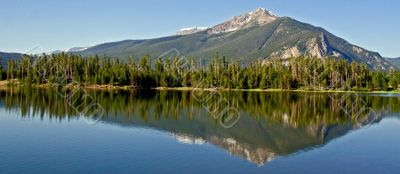 TEN MILE REFLECTIONS ON LAKE DILLON