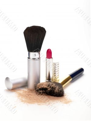 Cosmetics and make-up attributes.