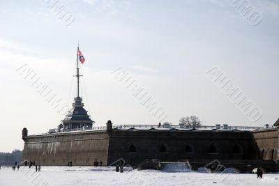 Saints Peter and Paul Fortress