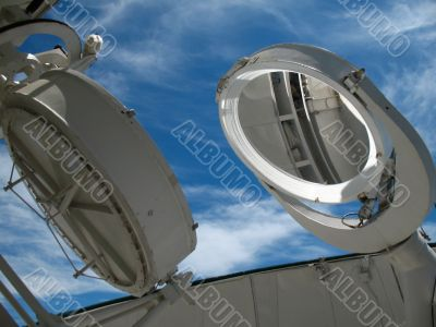 Sun-telescope