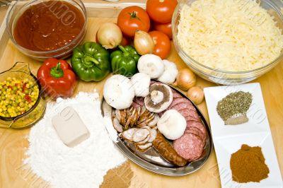 Tasty ingredients