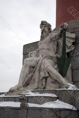 Rostrilnaya column