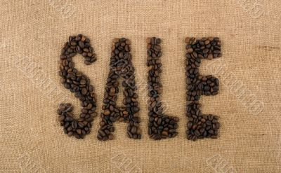 Word of beans: SALE