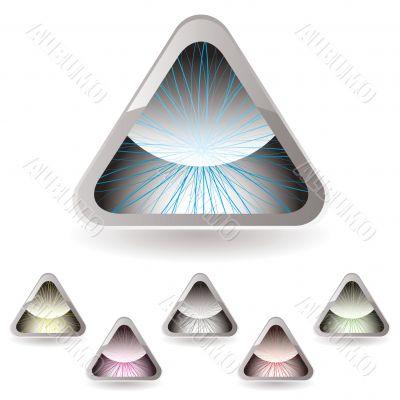 triangle iris