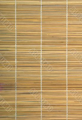 Texture of bamboo