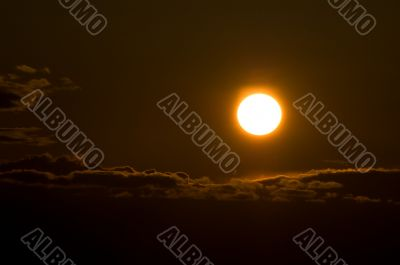 Saying goodbye to the sun