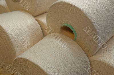 Cotton filaments