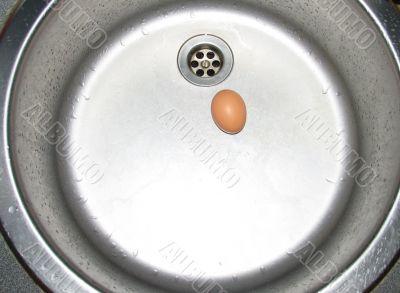 egg ib a bowl