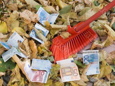 Depreciation of currency. Crisis.