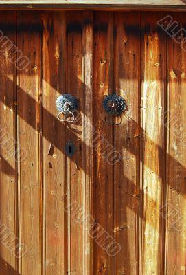 cyprus architecture, old door