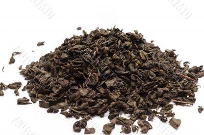 Green tea, dry