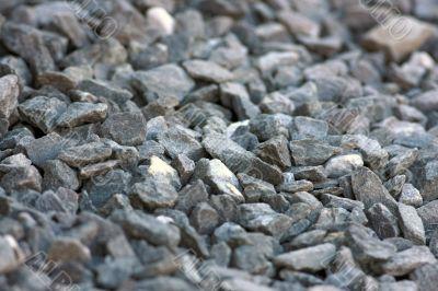 Gravel surface