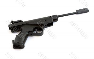 Russian air pistol