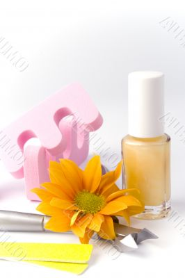 pedicure beauty set