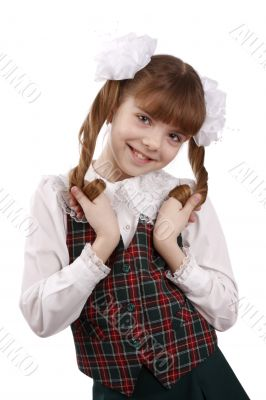 Schoolgirl. Education