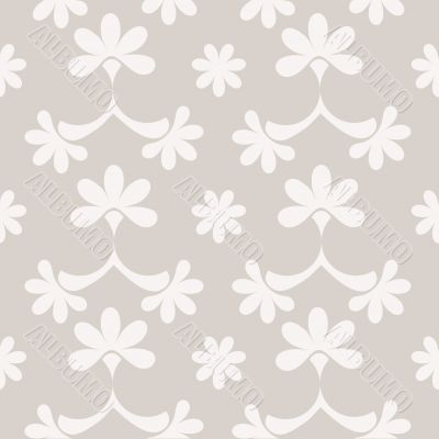 seamless pattern with gray elements
