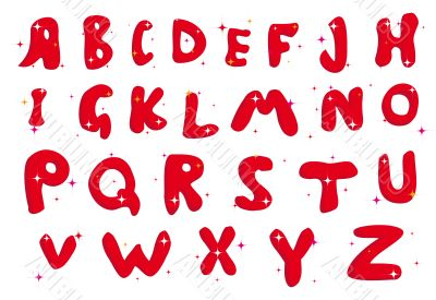 magical alphabet