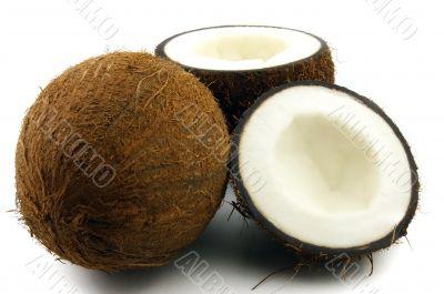 Tasty coconut