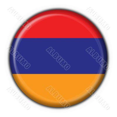 armenian button flag star shape