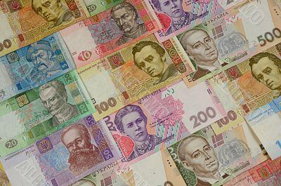 ukrainian banknotes