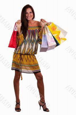 Fashionable shopper