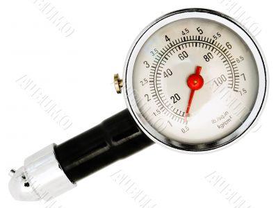 tyre pressure gage