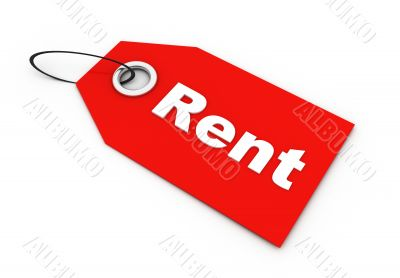 rent label