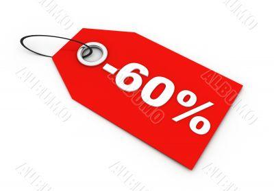 discount label