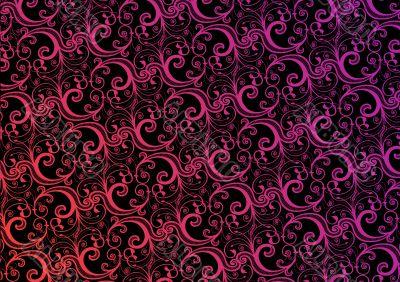 Vector stylish wallpaper