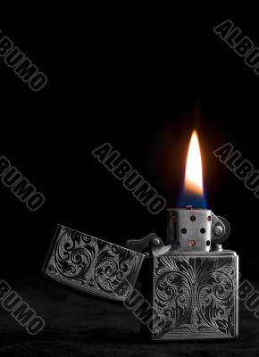ZIPPO petrol lighter